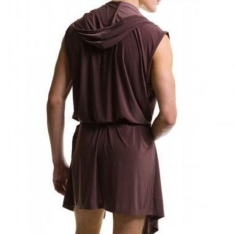Мужской халат коричневый N2N Dream Robe Brown