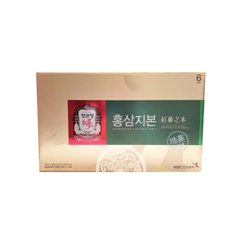 Напиток Хон сам ди бон из корня корейского красного женьшеня 40мл30 пак Ginseng Корея