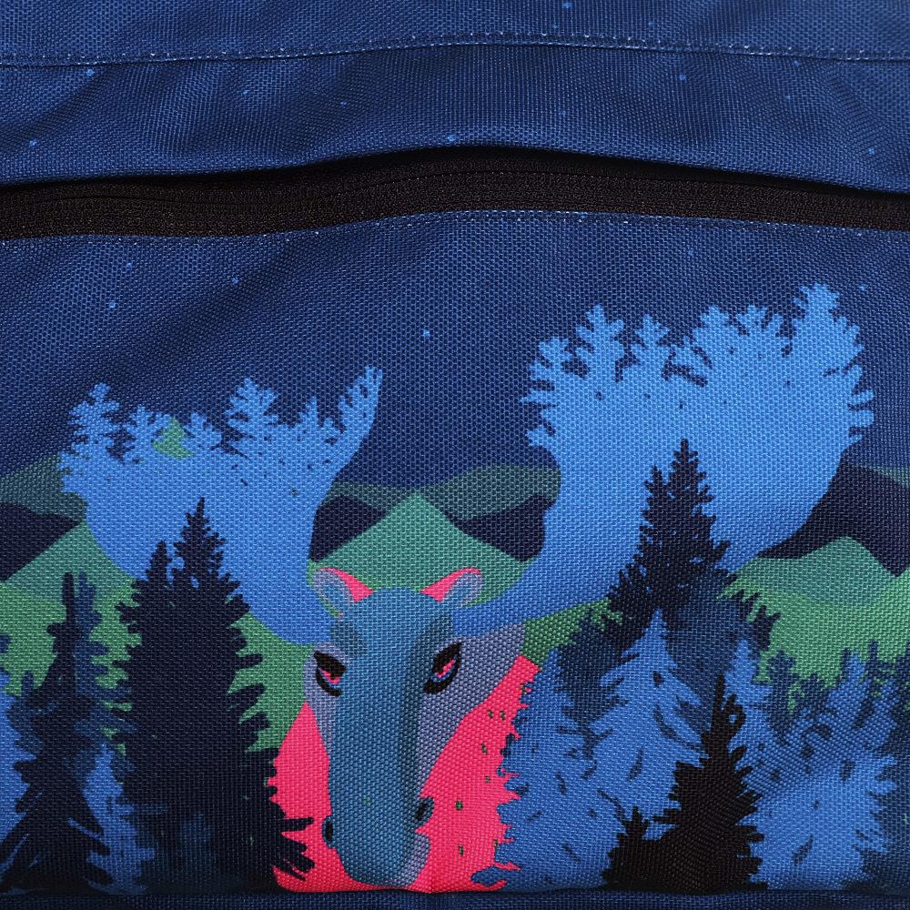 Night Moose / Поясная сумка