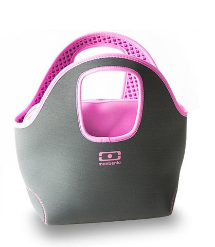 Термосумка для ланча Monbento Pop Up (13,5 л.), розовая