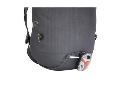 Картинка рюкзак туристический Thule Stir 15 Тёмно-Серый - 4