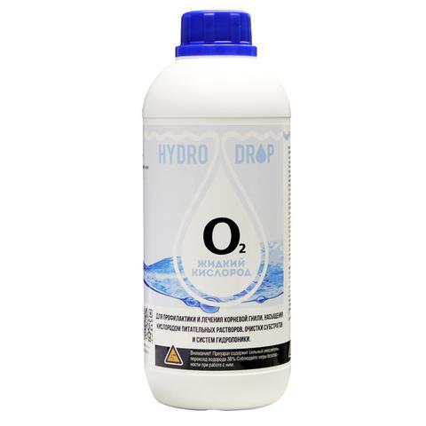 Жидкий кислород Hydro DROP 1 литр