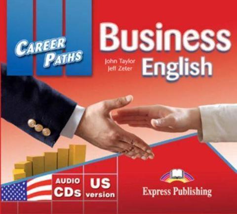 Business English (Esp). Audio CDs (set of 2). Аудио CD  для работы в классе (2 шт). Американский английский