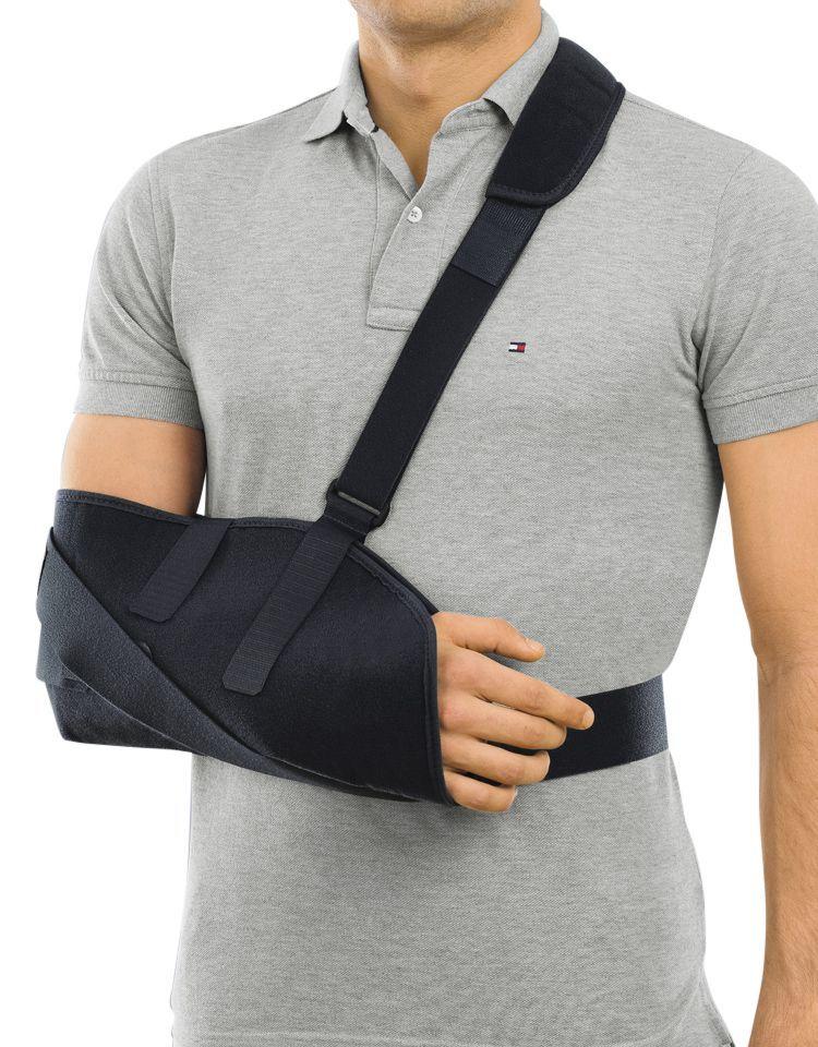Повязки дезо (фиксирующие) для рук после травм Бандаж плечевой поддерживающий универсальный medi ARM SLING II, 865-uni c66b4905113ea65bce1a9b545ac90e19.jpg