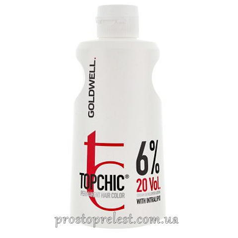 Goldwell Topchic Developer Lotion - Окислитель 6%