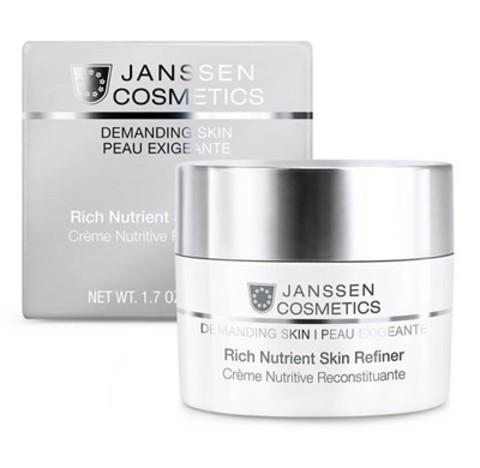 JANSSEN COSMETICS Обогащенный дневной питательный крем (SPF 15) | Rich Nutrient Skin Refiner