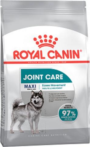 Royal Canin Maxi Joint Care сухой корм для собак крупных пород с повышенной чувствительностью суставов