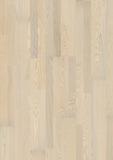 Паркетная доска Карелия ЯСЕНЬ NATUR VANILLA MATT 2S двухполосная 14*188*2266 мм