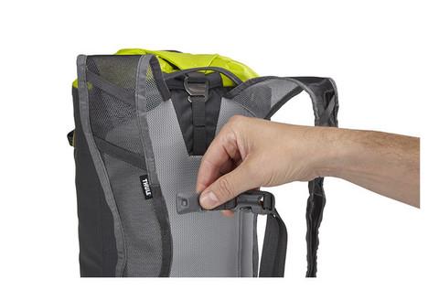 Картинка рюкзак туристический Thule Stir 15 Тёмно-Серый - 5