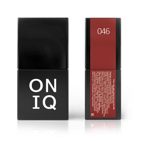 Гель-лак ONIQ - 046 Aurora red, 10 мл