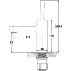 Схема Kaiser 65011