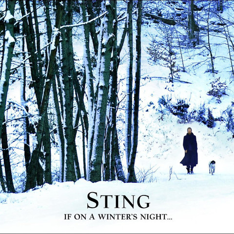 Sting / If On A Winter's Night… (CD)