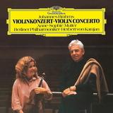 Anne-Sophie Mutter, Berliner Philharmoniker, Herbert von Karajan / Johannes Brahms: Violinkonzert - Violin Concerto (LP)