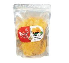 Натуральное сушеное манго King,