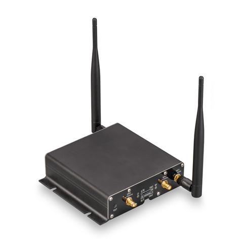 Роутер Kroks Rt-Cse mQ-EC DS PoE со встроенным SMD модемом Quectel EC25-EC и поддержкой 2 SIM-карт