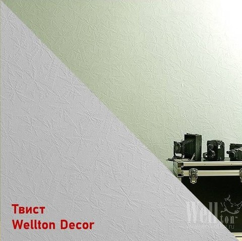 Стеклообои Wellton Decor WD741 Твист