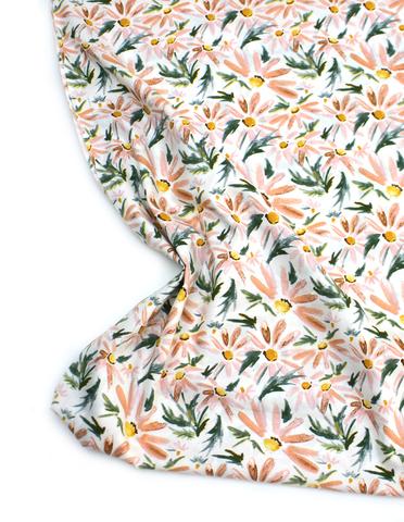 Цветы персиковые