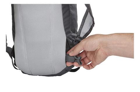 Картинка рюкзак туристический Thule Stir 15 Тёмно-Серый - 6