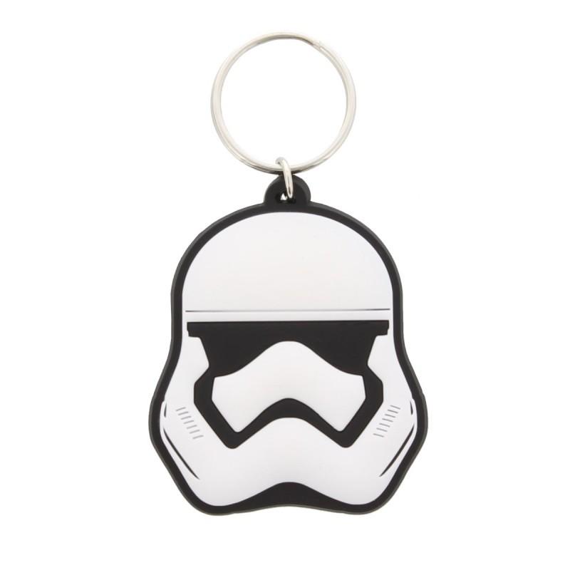 Брелок Star Wars Stormtrooper Rubber