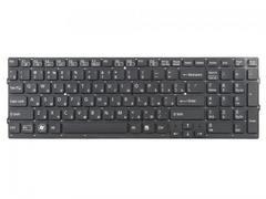 Клавиатура для ноутбука Sony VPC-F217 VPC-F219 Черная P/n: 148952731, 9Z.N6CBF.A0R, NSK-SEABF