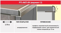 Профиль РП-АКП-09