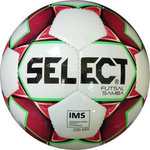 Мяч мини-футбольный Select Futsal Samba