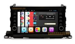 Головное устройство  Toyota Highlander 2014-2018 Android 9,0 2/32 модель CB-1003T8