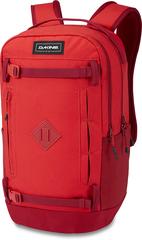 Рюкзак Dakine Urbn Mission Pack 23L Deep Crimson