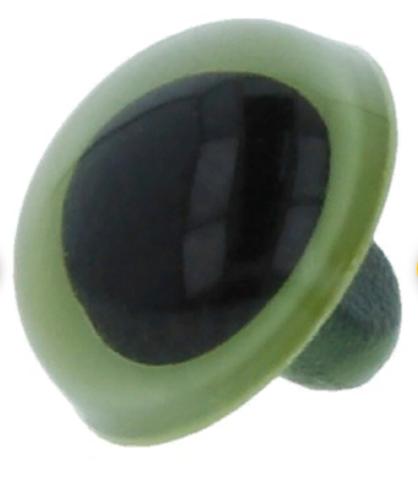 Глаза CRP-10-5 кристальные пришивные d 10.5 мм