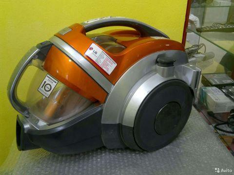 Пылесос LG VC73203UHAO