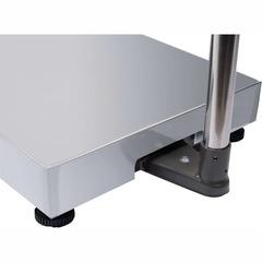 Весы товарные напольные SCALE СКЕ-500-6080, RS232, 500кг, 100/200гр, 800*600, с поверкой