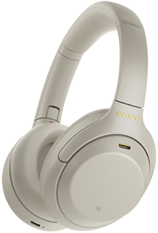 WH-1000XM4S беспроводные наушники Sony, цвет серебристый