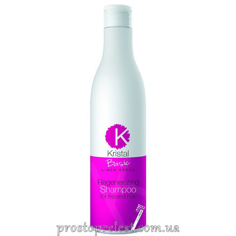 BBcos Kristal Basic Regenerating Shampoo - Шампунь регенеруючий для волосся