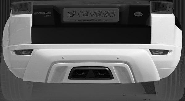 Обвес Hamann для Range Rover Evoque