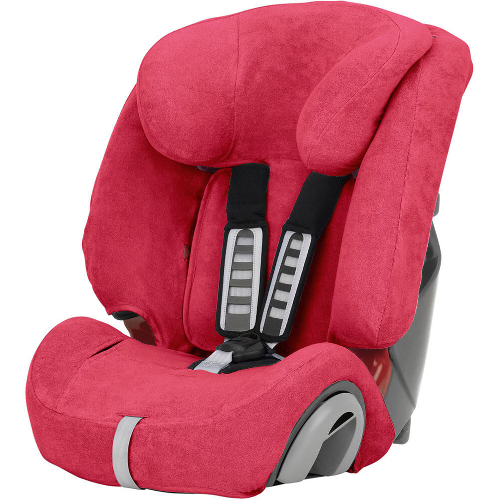 Чехлы для автокресел Romer Летний чехол для автокресла Evolva 123 Plus, розовый 2000025097-T.jpg