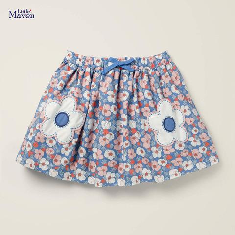 Юбка для девочки Little Maven Цветочки
