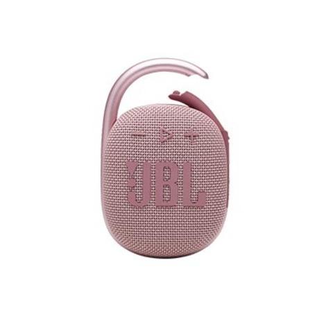 JBL Clip 4, Розовый