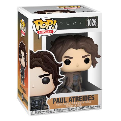 Фигурка Funko POP! Movies Dune Paul Atreides w/Chase 51603