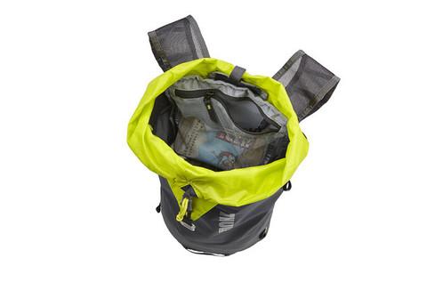 Картинка рюкзак туристический Thule Stir 15 Тёмно-Серый - 8