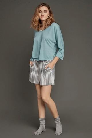 LAETE Женская пижама  с шортами 51578-1