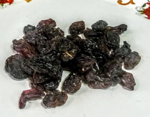 Изюм темный Узбекистан, 100 гр.