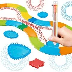 Набор для рисования Amazing Art Designer, спирограф