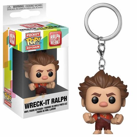 Брелок Funko Pocket POP! Keychain: Disney: Wreck It Ralph 2: Wreck-It Ralph Keychain