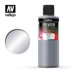 Premium color 60ml. 051-steel