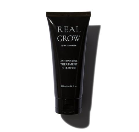 Rated Green Шампунь против выпадения волос REAL GLOW Anti-Hair Loss Treatment Shampoo