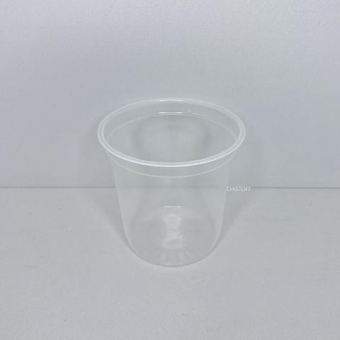 95090 РР / 1000 Стакан одноразовий пластиковий 360 мл (50 шт.)