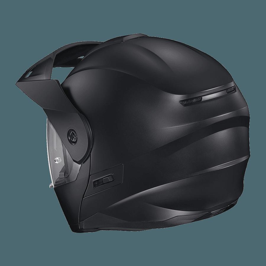 HJC C80 Semi Flat Black