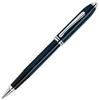 Cross Townsend - Quartz Blue Lacquer, ручка-роллер, M, BL
