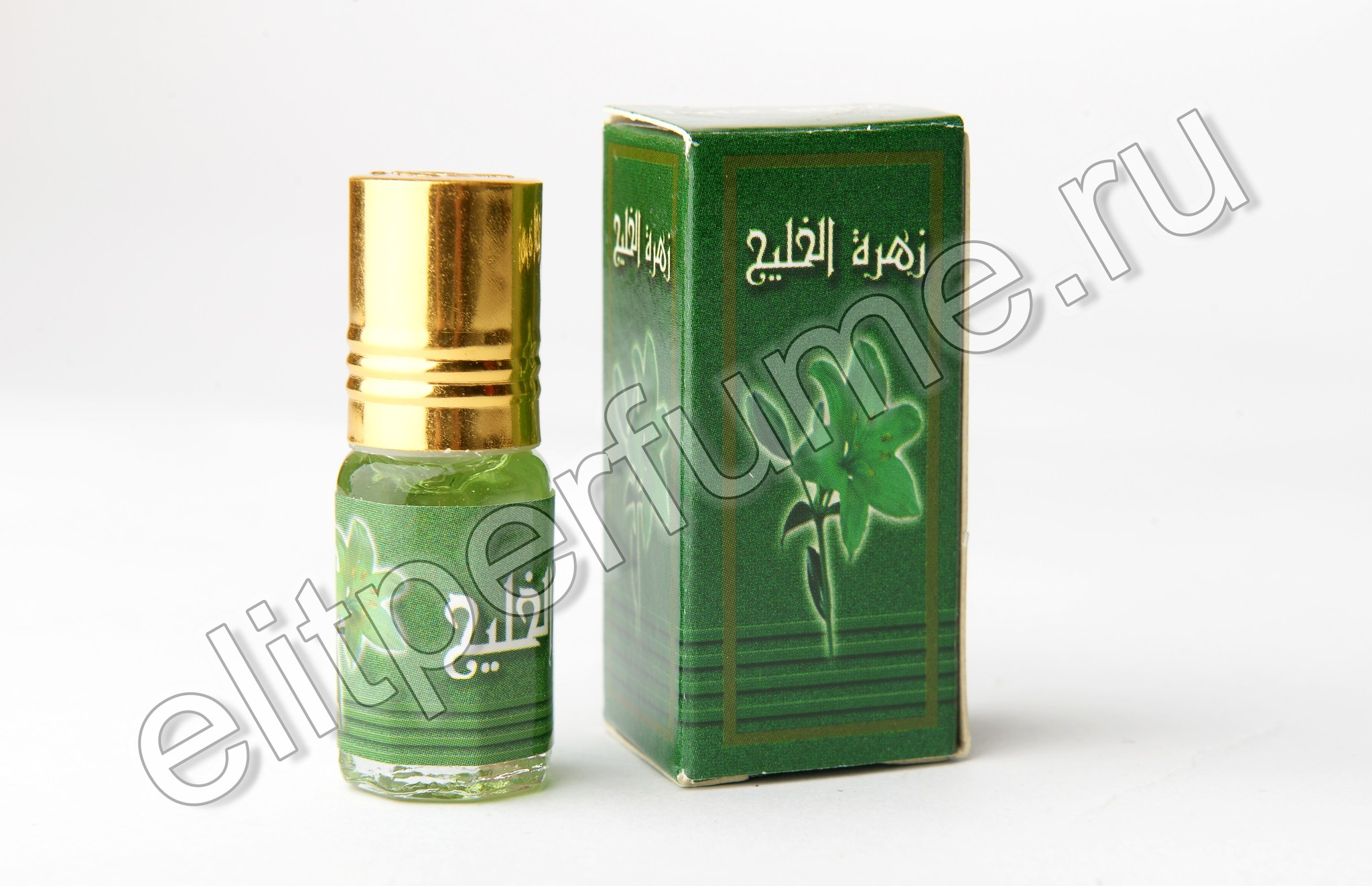 Zahratul Khaleej 3 мл арабские масляные духи от Захра Zahra Perfumes
