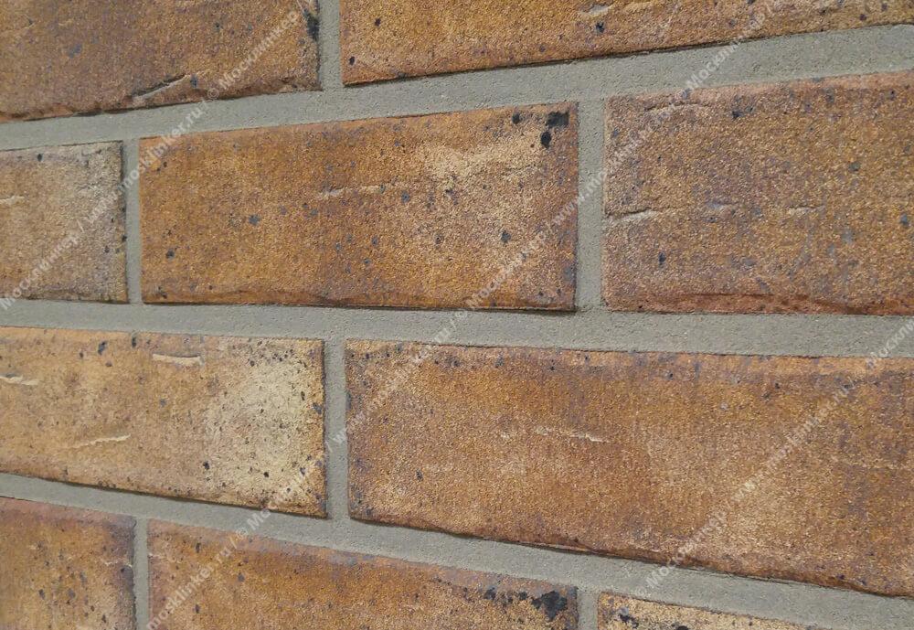 Roben - Aarhus, blau bunt, NF14, 240x14x71 - Клинкерная плитка для фасада и внутренней отделки